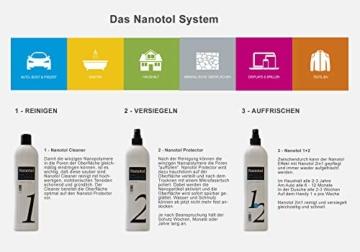 Brillenreiniger Spray und Display Reiniger mit Nanoversiegelung - spart 80% Reinigungszeit (125 ml) - 7