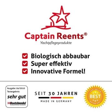 Captain Reents Nano Versiegelung Auto & Boot | 500ml Biologisch abbaubare Nano-Behandlung | Premium Lackversiegelung | Ideal geeignet für Poliermaschine - 2