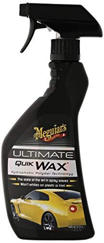 Meguiar's G17516EU Ultimate Quik Wax Spray Sprühwachs, 450ml - 1