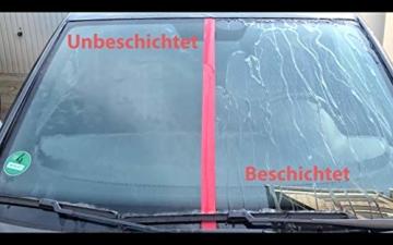 Nanoprotect Pearl & View | Regenabweiser | Die schnelle Glasversiegelung | Unsichtbarer Scheibenwischer | 250 ml - 2