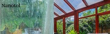 Nanotol Haushalt Protector - Nanoversiegelung für Haushalt, Fenster, Wintergarten, Dachfenster, Vitrinen u.v.m - Nanoversiegelung, Glasversiegelung, Werterhalt, Kristallglaseffekt - 250 ml für 40m² - 3