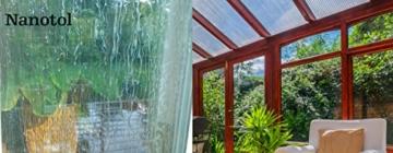 Nanotol Nanoversiegelung-Set für Fenster und Haushalt - spart 50% Reinigungszeit beim Fenster putzen - Haus-Set M (40 m²) - 2