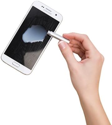 PEARL Nano Versiegelung: Flüssige Displayschutz-Beschichtung für XXL-Tablets, 5 ml (Displayschutz mit Härtegrad) - 3