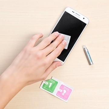 PEARL Nano Versiegelung: Flüssige Displayschutz-Beschichtung für XXL-Tablets, 5 ml (Displayschutz mit Härtegrad) - 6